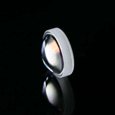 Precision aspheric lens for laser collimation 3