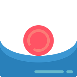 Plano-concave lens